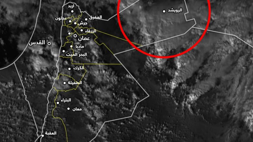قناة المملكة: السيول تتسبب بقطع طريق بغداد الدولي في منطقة الصفاوي
