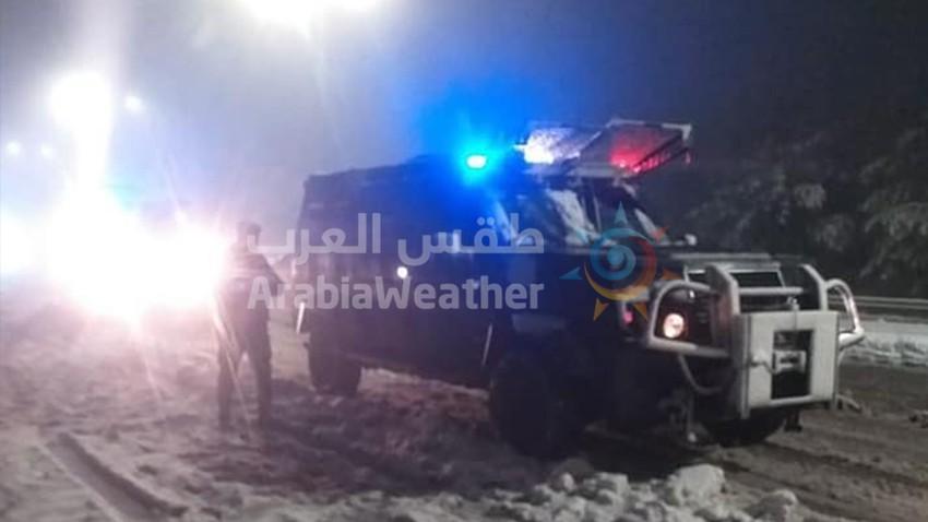 الأردن: مركز القيادة والسيطرة 911 يتلقى 58 الف اتصال منذ صباح اليوم
