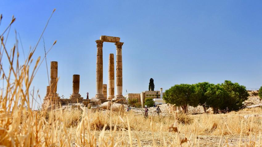 حالة الطقس ودرجات الحرارة المُتوقعة في الأردن يوم السبت 19-6-2021