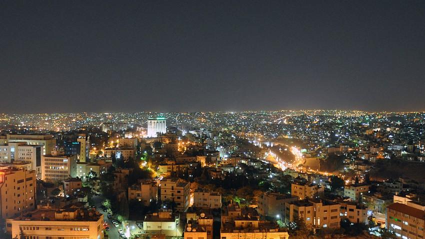 الأردن : أبرد درجة حرارة ليلية لهذا الأسبوع مُتوقعة اليوم .. تفاصيل حالة الطقس المتوقعة الليلة