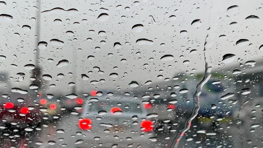 هل تهطل الأمطار بعد قليل في العاصمة عمان؟