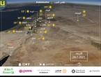 Conditions météo et températures attendues en Jordanie le mercredi 28-7-2021