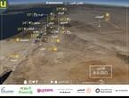 حالة الطقس ودرجات الحرارة المتوقعة في الأردن يوم الإثنين 8-3-2021