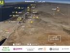 حالة الطقس ودرجات الحرارة المتوقعة في الأردن يوم الإثنين 17-5-2021