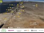 حالة الطقس ودرجات الحرارة المتوقعة في الأردن يوم الإثنين 27-9-2021
