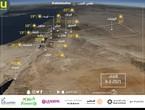 حالة الطقس ودرجات الحرارة المتوقعة في الأردن يوم الثلاثاء 9-3-2021