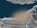 الامارات | طقس مغبر نهار الأربعاء و انخفاض على الحرارة الخميس