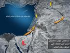 طقس العراق وبلاد الشام   منخفض جوي خماسيني ليلة الثلاثاء/الأربعاء.. وتجدد الأمطار في العديد من المناطق
