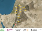 Conditions météo et températures attendues en Jordanie le samedi 31-7-2021