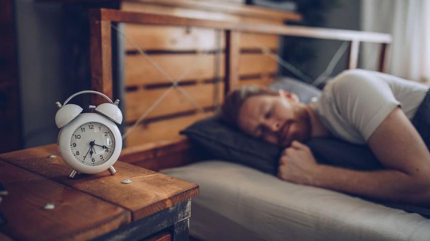 مشاكل النوم في رمضان