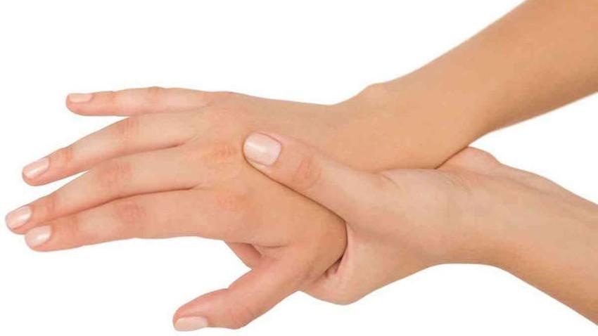 تورم الأصابع وكيفية الوقاية منها في فصل الشتاء