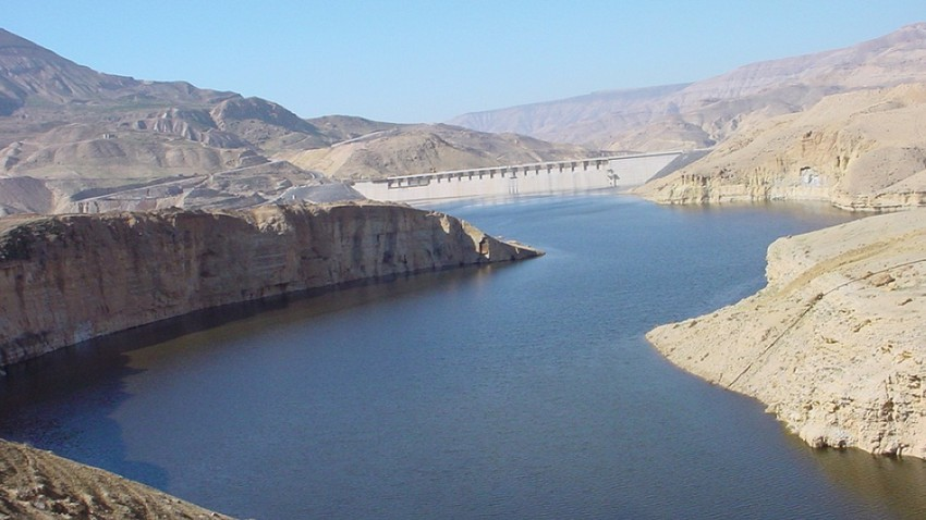 14 million m3 of water entered the dams during the recent weather