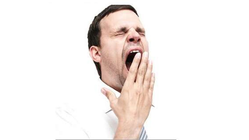 Yawning may help give rest to the brain!