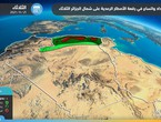 طقس العرب: تنبيه من أمطار شديدة الغزارة وسيول جارفة محتملة على أجزاء واسعة من شمال الجزائر يوم الثلاثاء