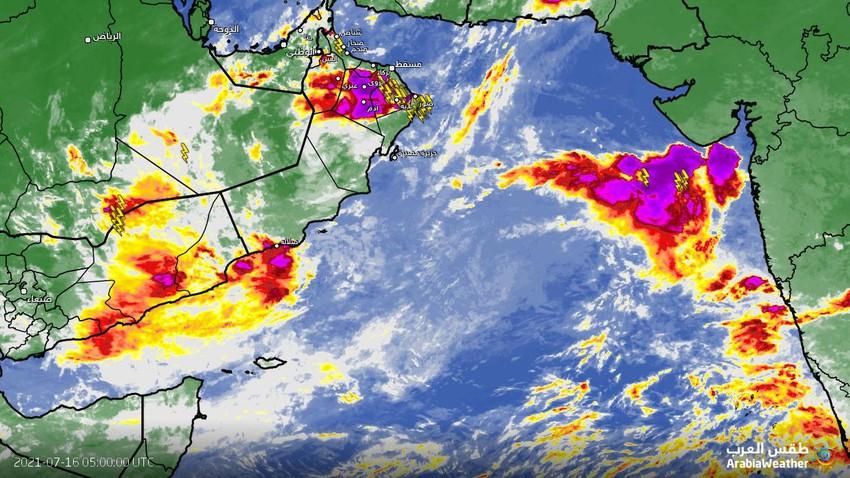 Update 9:00 AM - Fri 16/7/2021 | Sultanate of Oman