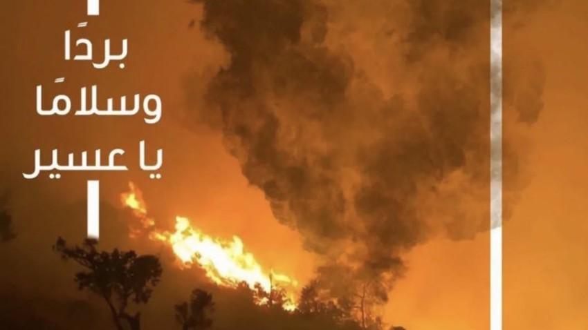 ما قصة هاشتاغ (وسم) بردًا وسلامًا يا عسير الذي حصد أكثر من 11 ألف تغريدة في السعودية؟