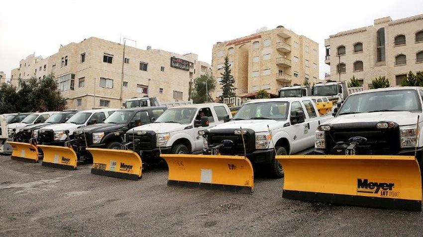 وزارة الأشغال العامة تعلن حالة الطوارئ القصوى وتؤكد جاهزيتها