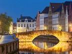أفضل التجارب السياحية في بروج البلجيكية