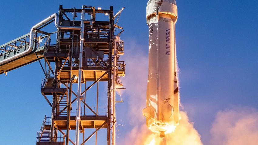 أكثر من 2.4 مليون دولار للفوز بتذكرة سفر لمشاهدة الفضاء لبضع دقائق