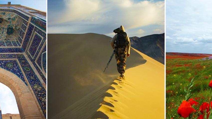 وجهات السفر في آسيا الوسطى