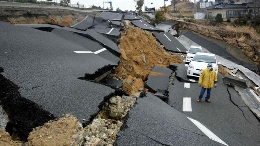 معلومات عن الزلازل طقس العرب طقس العرب