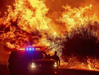 28 deaths in the western US due to wildfires - watch the video