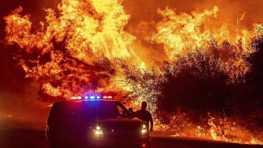 28 وفاة في غرب الولايات المتحدة بسبب حرائق الغابات- شاهد الفيديو