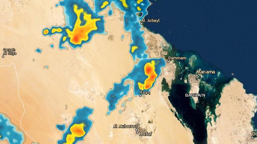 Dammam | Des orages et de la pluie sont attendus sous peu