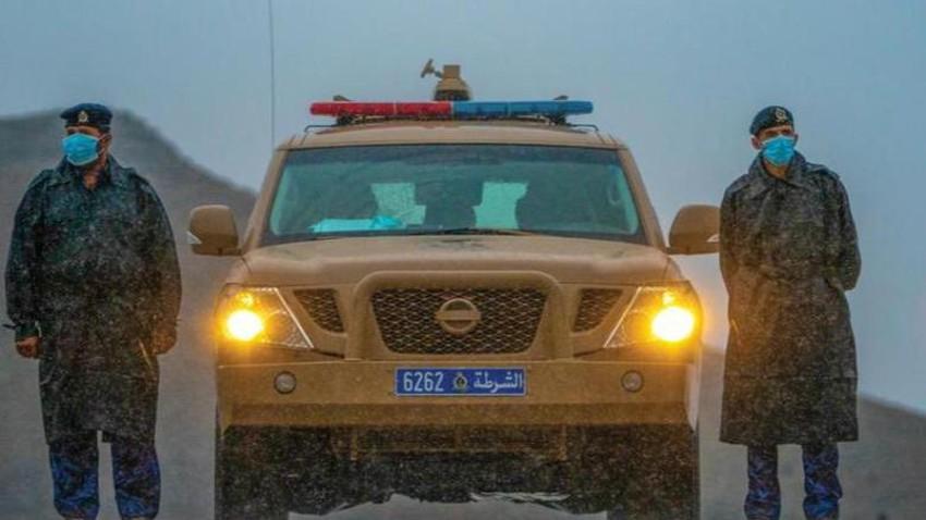 شرطة عُمان السلطانية | تعاملنا مع أكثر من 60 بلاغ بين انجراف مركبات واحتجاز خلال الـ 24 ساعة الماضية