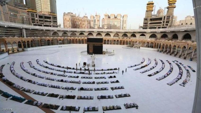 السعودية | رفع الطاقة الاستيعابية للمسجد الحرام في رمضان لـ 50 ألف معتمر و100 ألف مصلٍ