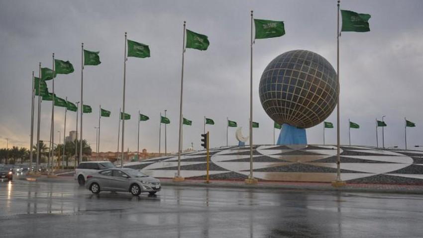جدة | ارتفاع فرص الأمطار عصر ومساء اليوم الإثنين