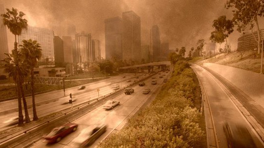 Effects of sand storms on the environment and society