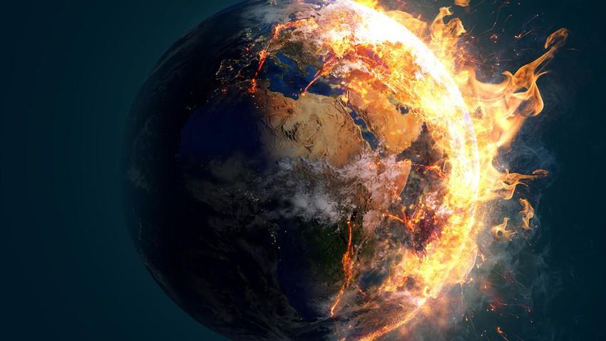 Comment seulement 1,5 degré Celsius de réchauffement peut-il changer la vie sur la planète entière ?!