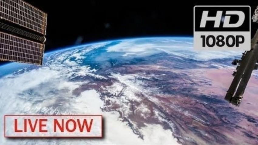 بث مباشر ومستمر | مشاهد مذهلة للأرض من الفضاء بكاميرا محطة الفضاء الدولية