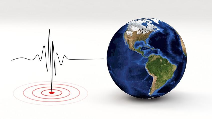 مرصد الزلازل الأردني : هزة أرضية بقوة 3.5 جنوب شرم الشيخ