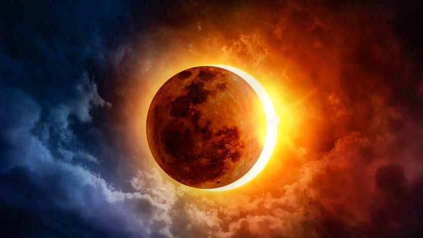 الأرض على موعد مع أول كسوف شمسى خلال عام 2020 بتاريخ 21 يونيو/ حزيران