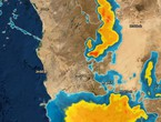 Makkah Al-Mukarramah - 10:15 pm | Thunder clouds and possible rain in the coming hours.. Details