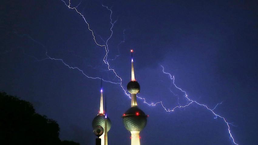 الكويت | طقس غير مستقر وفرصة للأمطار الأربعاء والخميس