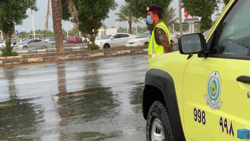 Saudi Arabia   Civil Defense warns of possible thunderstorms in a number of Makkah governorates