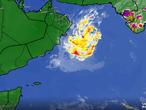 تحديث | آخر تطورات المنخفض المداري في بحر العرب وتوقعات الـ 48 ساعة القادمة