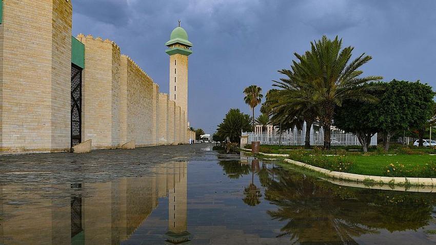 السعودية | استمرار الأمطار الرعدية على الطائف وجنوب غرب المملكة الأحد والاثنين واستقرار الطقس اعتباراً من الثلاثاء