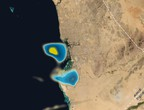 Updated 11:20 pm | Cloud development off the coast of Jeddah continues, and the chances of rain will continue in the coming hours