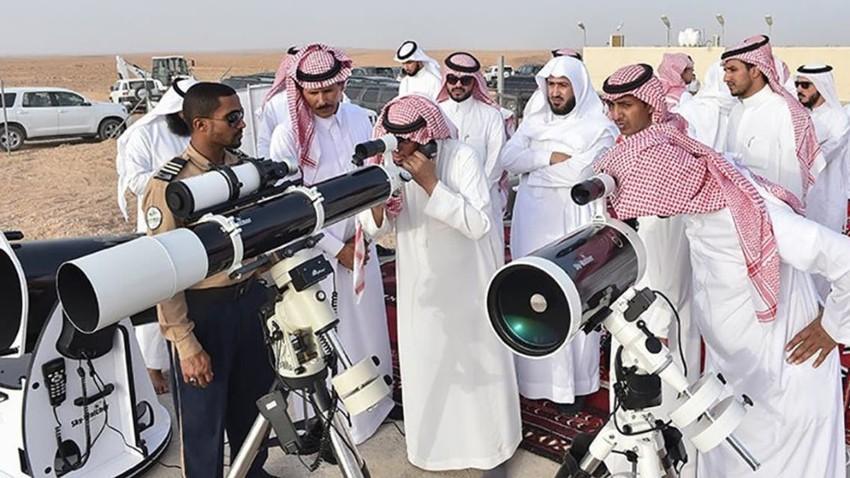 السعودية   المحكمة العليا تدعو إلى تحرّي رؤية هلال رمضان مساء يوم الأحد