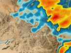 Mecca | Rapid developments monitored by satellites and possible thunderstorms in the coming hours