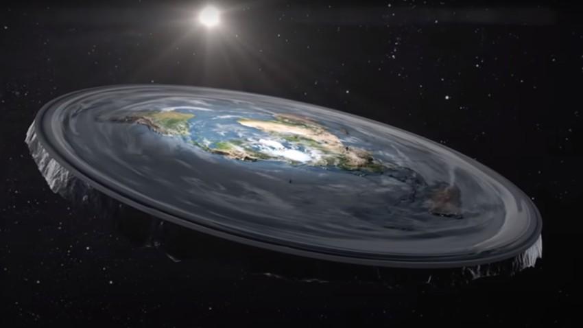 ماذا لو | كانت الأرض مسطحة وليست كروية
