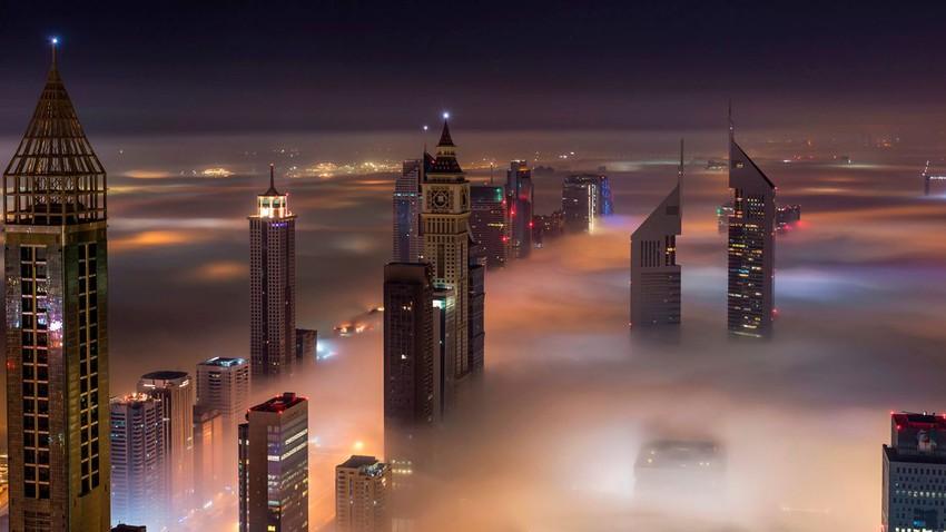 لماذا يتشكل الضباب في الإمارات
