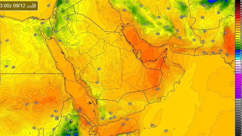 Arabie Saoudite | Une baisse significative de la température augmente le risque de rhume et de grippe dans ces zones