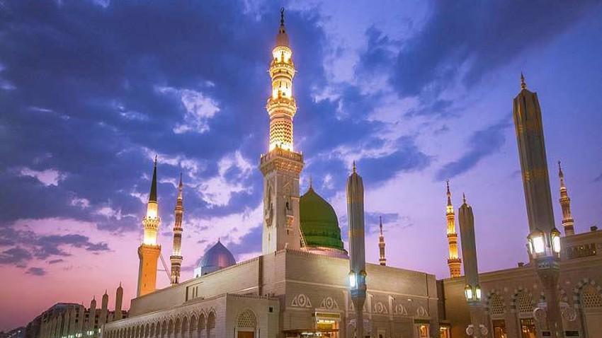 السعودية | فتح أبواب المسجد النبوي الشريف على مدار الساعة في العشر الأواخر من رمضان