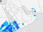 Arabie Saoudite   Surveillance de la possibilité d'orages intenses sur l'Asir aujourd'hui et avertissement de pluies torrentielles