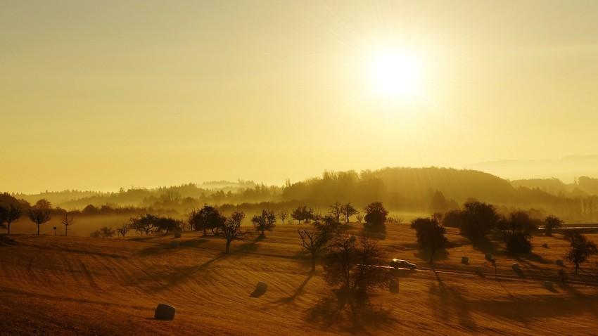 الأردن : في أول منخفض جوي خماسيني .. درجات الحرارة تُسجل الآن أعلى قيمها منذ خريف 2020